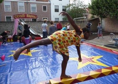 Circus Workshop -