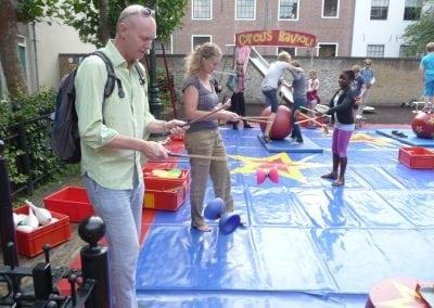 Circus Workshop --