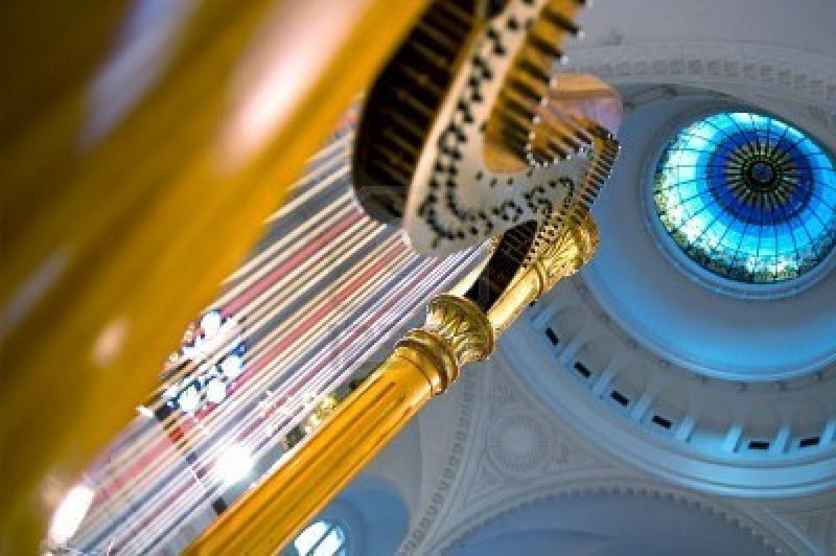 harpiste Wendy Rijken