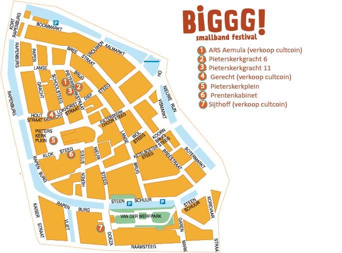 Plattegrond festivalgebied BIGGG! 2014-1