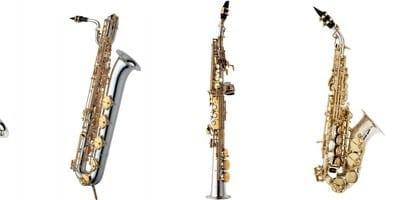 Saxofoon Kwintet Tempo Rarely