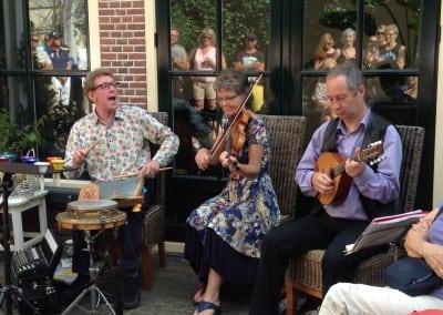 Trio Franje (feat. Charles Schouten)