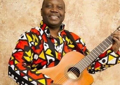 Gitarist Zanger Basil (Afrikaanse muziek)