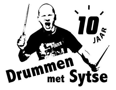 Drummen met Sytse