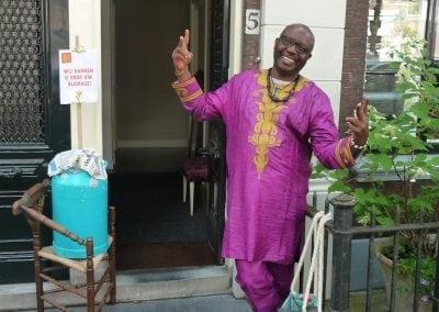 Basil (Afrikaansemuzie) - Pieterskerkgracht 5
