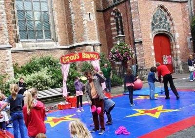 Circus Workshop - BIGGG '16