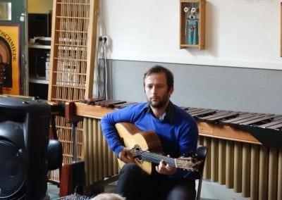 Edsart Udo de Haes - Old School '16.jpg - muziek gezien foto Peter J. Visser