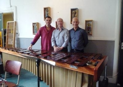 Holland Marimba Duo + one - Old School '16