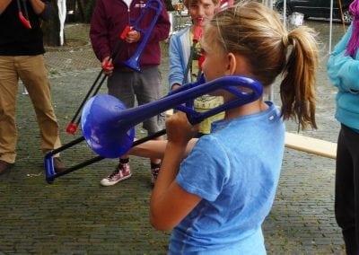 Trombone Workshop met Martien 2