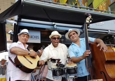Cuban Latin Combo Caney (Cubaans)