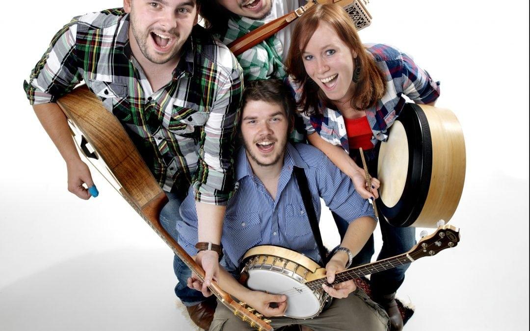 Lowland Paddies (Ierse Volksmuziek)